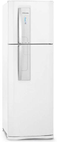 Medidas da Medidas da Geladeira Electrolux 382 litros Frost Free Branco - DF42