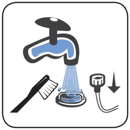 Como limpa a lavadora Electrolux - filtro