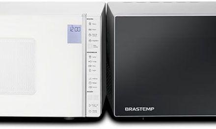 Medidas do Microondas Brastemp 32 litros Branco ou Espelhado – BMS45