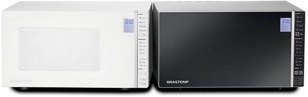 Medidas do Microondas Brastemp 32 litros - BMS45