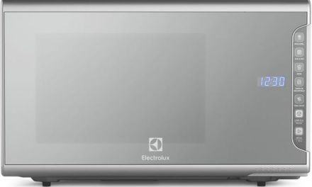 Como ajustar a potência do Microondas Electrolux 31 lts Painel integrado Prata – MI41S