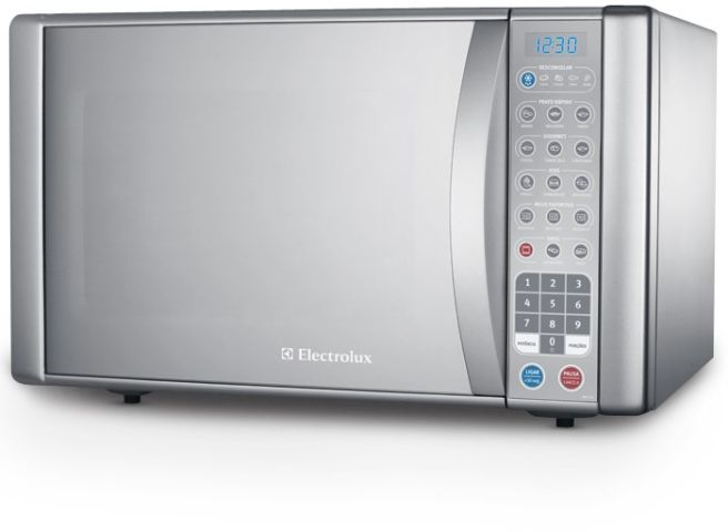Medidas do Microondas Electrolux 31 litros com Grill - MEV41