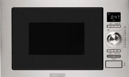 Como ajustar o relógio do Microondas Midea 28L de Embutir Grill – MYAG3