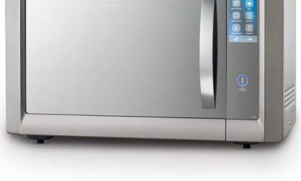 Como utilizar a função grill do Microondas Electrolux 43 litros I-Kitchen – MTX52