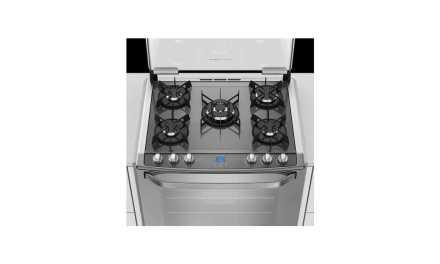 Medidas do Fogão Electrolux de Embutir 5 Bocas Silver – 76XGE