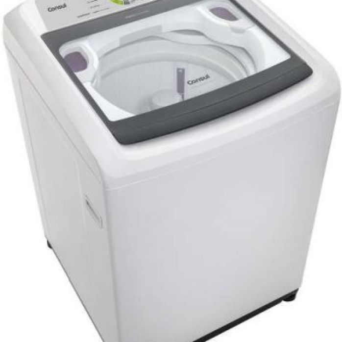 Medidas da Máquina de Lavar Roupas Consul 13 kg Branco CWE13