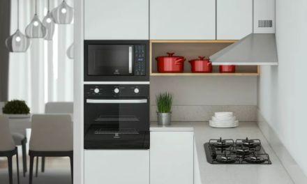 Manual de instruções do forno elétrico Electrolux 59L de embutir OE60M
