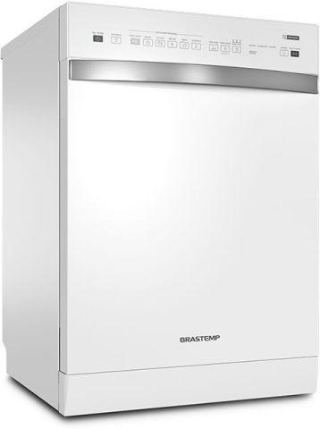 Como limpar Lava Louças Brastemp BLF14 - Branco