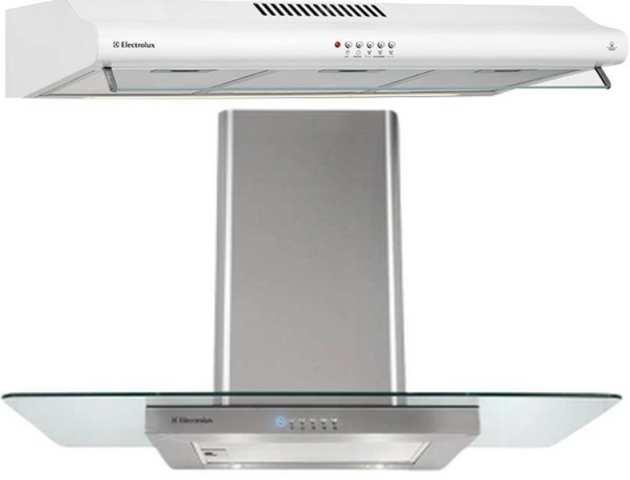Manual de Instruções da Coifa e Depurador de Ar Electrolux