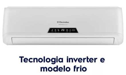 Medidas de Ar Condicionado Split Inverter Electrolux Frio 18000 BTU