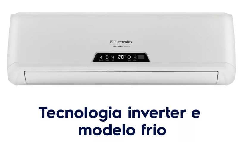 Medidas de Ar Condicionado Electrolux 12000 BTU Quente Frio