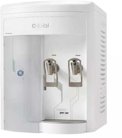 Medidas do Purificador de Água IBBL FR600 Speciale Branco