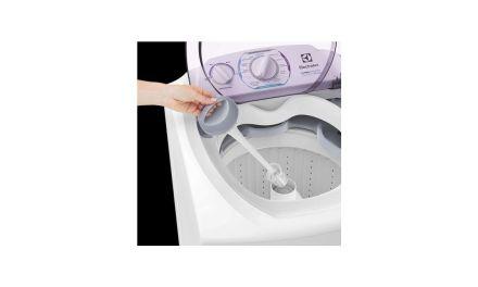 Manual de instruções da lavadora de roupas Electrolux 8Kg – LT08E