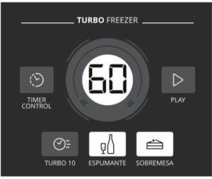 Ajuste daa temperatura da geladeira brastemp