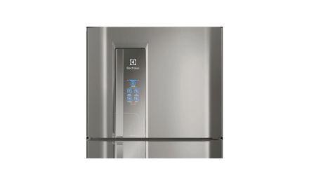 Medidas da Geladeira Electrolux 456 lts Frost Free com Flex Box – DW54X