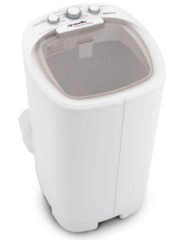 Medidas de Lavadora de roupas mueller family 10 kg branco - semiautomática