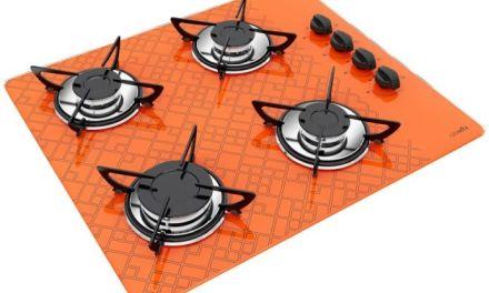 Medidas de Cooktop Casavitra Chama Rápida 4B Tetris Laranja