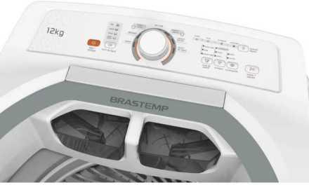 Manual de instruções da lavadora de roupas Brastemp 12Kg – BWH12
