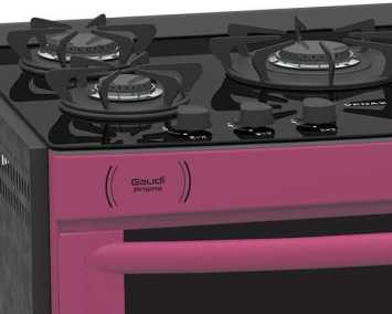 Gaudí Prisma Vitreo Pink 5Q
