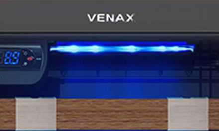 Modelos de Adega da marca Venax – Medidas