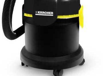 Medidas do Aspirador de Pó e Água Karcher – A2003