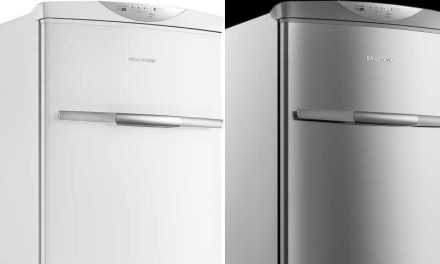 Medidas do Freezer Vertical Brastemp Flex Frost Free 228L BVR28