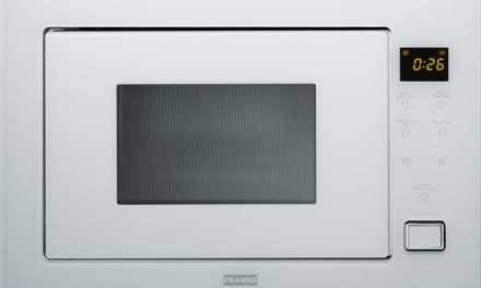 Medidas do Microondas de Embutir Franke 25L – Crystal White FMW250