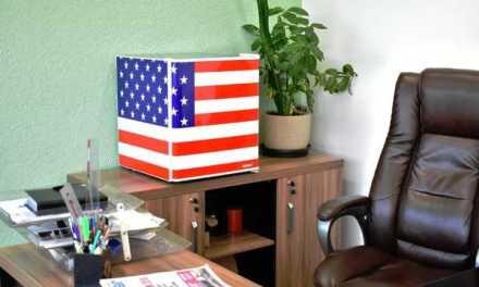 Medidas do Frigobar Husky 42,9 litros – USA