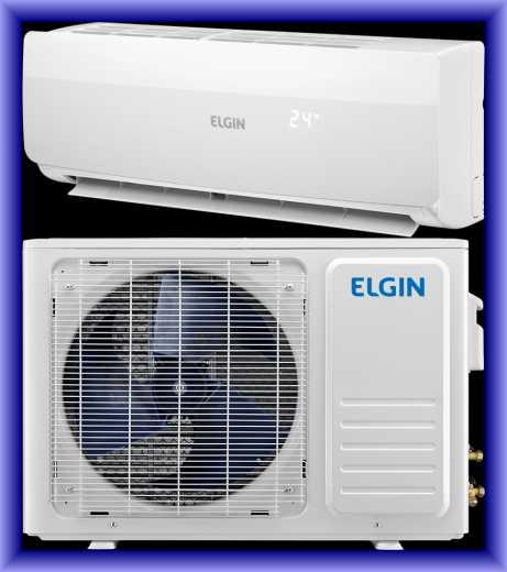 Como usar o Ar Condicionado Split Elgin Eco Inverter Quente e Frio 24.000 BTU