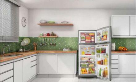Manual de instruções da geladeira Consul 405L Duplex CRM52