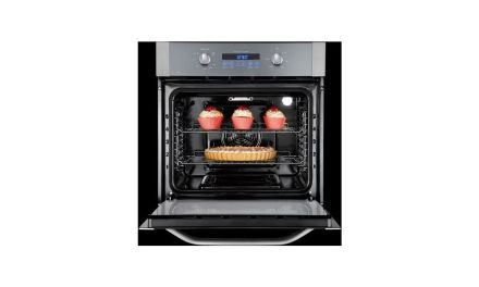 Manual de instruções do forno a gás Electrolux 73L de embutir OG8DX