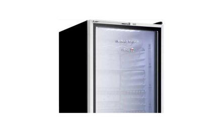 Medidas de Frigobar Brastemp 120 litros Porta de Vidro – BZA12AF
