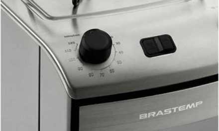 Manual de instruções do fogão Brastemp 4B piso BFS4GAR