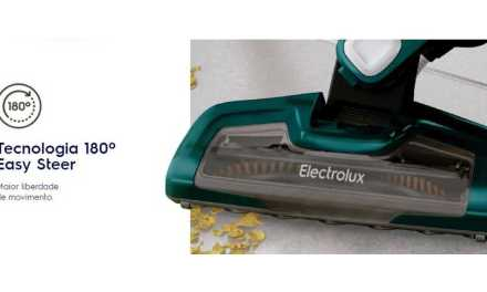 Como limpar aspirador de pó Electrolux vertical ERG22