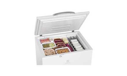 Solução de problemas do freezer Electrolux 222L – H222