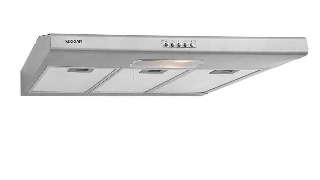Manual de instruções do Depurador de Ar Suggar Slim 80 cm - DI81PR