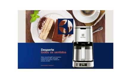 Manual da Cafeteira Elétrica Electrolux Expressionist Display Lcd CMP60