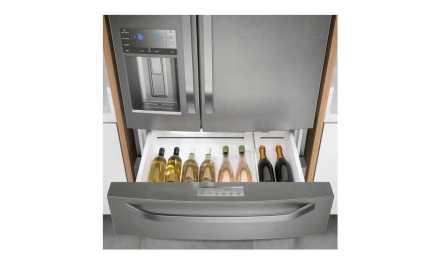 Medidas da geladeira Electrolux 540L French Door – DM90X