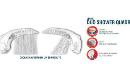 Como limpar a Ducha Lorenzetti Duo Shower Quadra Eletrônica