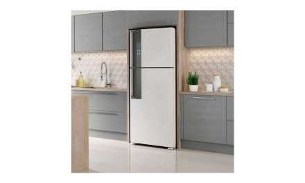 Medidas da geladeira Electrolux 474L Top Freezer DF56
