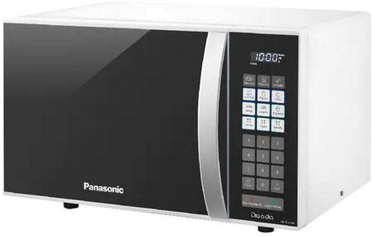 Como ajustar o relógio do Microondas Panasonic NN-ST27J