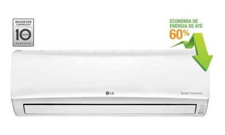 Controle remoto ar condicionado inverter frio LG 9000BTU – US-Q092