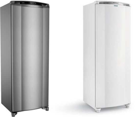 Como ajustar a temperatura da geladeira Consul - CRB39
