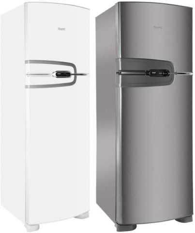 Como ajustar a temperatura da geladeira Consul - CRM42