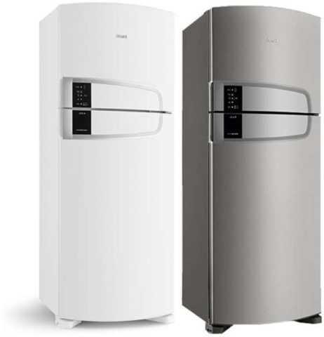 Como ajustar a temperatura da geladeira Consul - CRM52