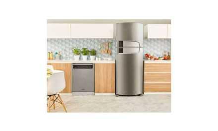 Funções especiais da geladeira Consul Duplex 437L – CRM55