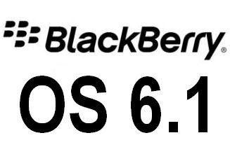 BlackBerry Desktop Manager v6.1
