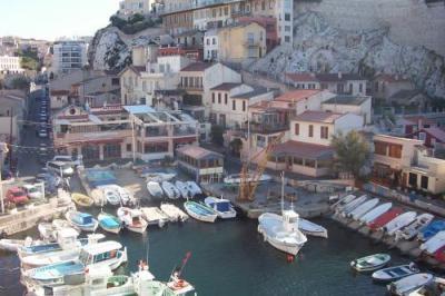 utazás lakóautóval Provence - Vallons des Auffs