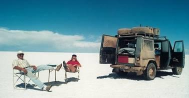 Utazás egy életen át - 23 éve úton