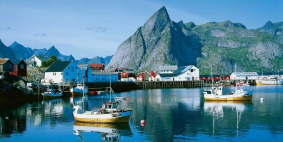 Fapados úti célok 2018 - Északi fok & Lofoten